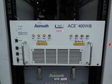 Azimuth ACE 400-WB Channel Emulator w/ 14 day warranty.