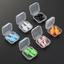 6pcs Waterproof Swimming Silicone Soft Anti-Noise Adult Ear Plug Swim Earplugs
