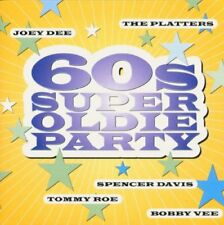 60's Super Oldie Party DEL SHANNON TOKENS DIXIE CUPS TOMMY ROE SAM MOORE 2CD Neu