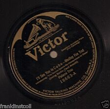Palace Trio, Wiedoft-Wadsworth Qt on 78 rpm Victor: I'll See You in C-U-B-A