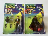 The Shadow Action Figure Lightning Draw Shadow & Transforming Lamont Cranston
