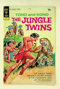 Jungle Twins #1 - Tono and Kono (Apr 1972, Gold Key) - Very Good/Fine