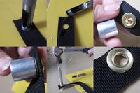 10pcs Replacement Tent Eyelets Awning Tarp Grommets Tarpaulin Repair Kit