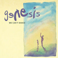 Genesis We Can't Dance 2007 Remaster & Stereo Mix CD NEW