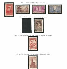 EARLY FRANCE ALBUM PAGE (see scanned picture) LOT P10