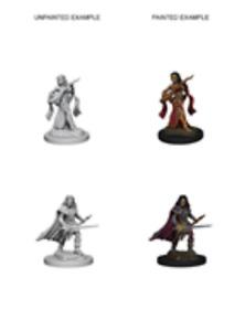 Pathfinder Unpainted Minis Wv4 Human Female Bard New Miniatures RPG