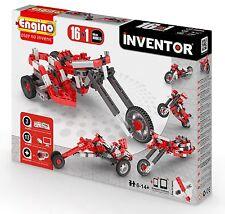 ENGINO Inventor Series - 16 modello-Bike-Set di costruzione