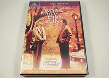 When Harry Met Sally... DVD Contemporary Classics Special Edition Billy Crystal