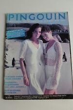 Catalogue 44 modèles TRICOT PINGOUIN n° 173 été 1995