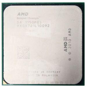 AMD A4-Series A4-3400 2.70GHz AD3400OJZ22GX Socket/Socket FM1 Dual 2x512KB CPU