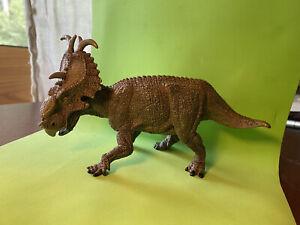 Papo Pachyrhinosaurus (retired) dinosaur 2010