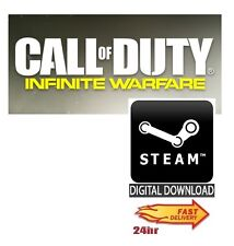 Call of Duty Infinite Warfare PC Steam UK Fast Delivery