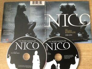 Cd double album - Nico - The Frozen Borderline 1968- 1970