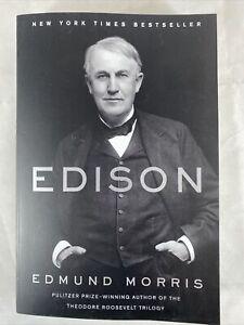 Edison by Edmund Morris (English) Paperback Book