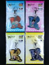 Karneval Key Holder Ring Chain set Complete set of 4 official Ani-Kuji New