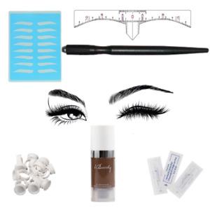 Microblading Set Permanent makeup Starterset Microblading Pen Microblading-Set
