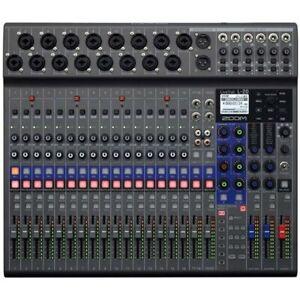 Zoom L-20 Digital Mixer and Recording Console