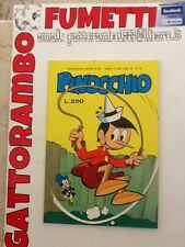 Pinocchio N.23 Anno 76 Edicola
