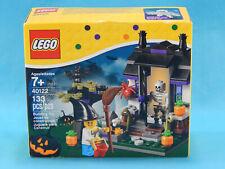 Lego Holiday 40122 Trick or Treat 133pcs New Sealed 2015 Halloween Dented Box