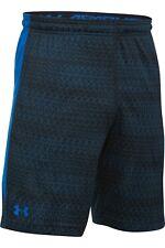 Under Armour UA Raid Jacquard 10'' Mens Shorts 1289621 Black 002 Size XL