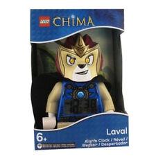 LAVAL ALARM CLOCK legends of chima lego MISB legos NEW lion minifigure minifig