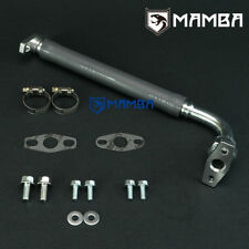 MAMBA Turbo Oil Return Line Mitsubishi Lancer EVO 4-9 w/ Stock TD05HR Turbo