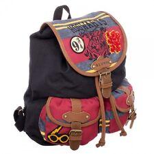 Official Harry Potter Hogwarts Alumi Knapsack Bag Mini Backpack Satchel