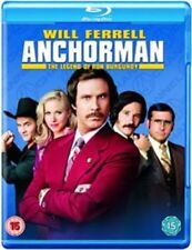 Anchorman - The Legend Of Ron Burgundy (Blu-ray, 2013) new  not sealed
