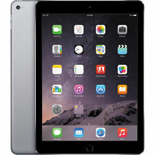 Apple iPad Air 2 16GB, Wi-Fi + Cellular (Unlocked), 9.7in - Space Grey