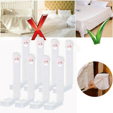 4  Pcs/Set Bed Sheet Grippers Clip Bed Sheet Fixed Grippers Clip Anti-slip
