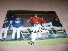 Mike Papi Virginia Cavaliers Baseball Signed 8x10 Photo College World Series