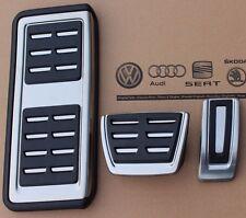 Audi a1 a partir del original 2015 S-line pedalset pedales pedal tapas apoyapies Footrest