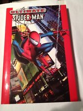 Ultimate Spiderman Volume 1 ,2002 Hardcover