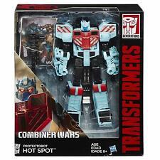 HOT SPOT Transformers Generations Combiner Wars Voyager Class Autobot figure