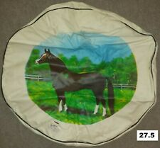 New Horse Spare Tire Cover, Rv Camper Trailer Jeep Toyota Ford Dodge Chevy Ram