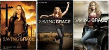 Saving Grace Complete Series Season 1 2 3 Collection DVD Set Episode TV Show Lot