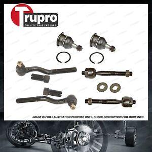 Trupro Steering Suspension Kit for MITSUBISHI CORDIA Cordia AC 1985-89