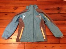 "North Face Summit Series Goretex Blue w/ Fleece Layer Mens Jacket Coat L 42"""