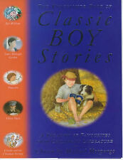 The Kingfisher Book of Classic Boy Stories by Pan Macmillan (Hardback, 2000)