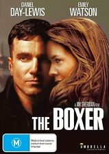 The Boxer (Daniel Day-Lewis, Emily Watson) DVD R4 BRAND NEW SEALED - FREE POST!