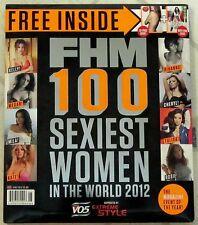 FHM UK Sexy TULISA June 2012 Hot ROSIE JONES 100 SEXIEST WOMEN Cheryl Cole KELLY