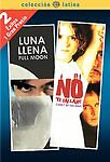 Luna Llena / No Te Fallare   **NEW DVD**