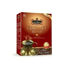 KING COFFEE GOURMET BLEND ground coffee 500g  | 4 Kinds of Coffee beans| Strong