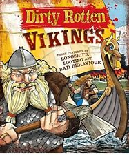 Dirty Rotten Vikings by Jonathan Clements (2015, Paperback)