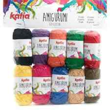 Katia ::Amigurumi #S02:: 100% cotton 10 skeins by 10 g each