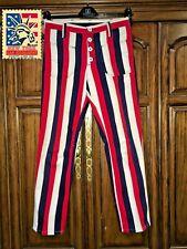 Wrangler skinny 1960's pants trousers Hippie Boho Hobo 30x28 Made in America