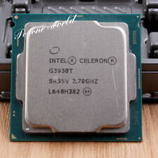 100% OK SR35V Intel Celeron G3930T 2.7GHz Processor Socket 1151 CPU 8 GT/s DMI