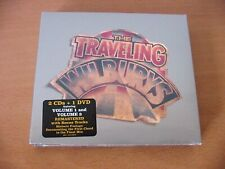 THE TRAVELING WILBURYS COLLECTION SEALED Deluxe 2CD + DVD RHINO R2 167804