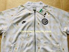 BNWT Nike 2009 INTER MILAN Full Zip Soccer Football Knit Track Jacket Top XL