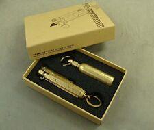 Brass Trench lighter WWI WWII cigarette oil lighter + Waterproof oil Bottle